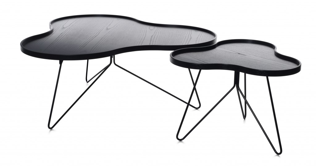 Swedese table d appoint flower mono flodeau for Petites tables d appoint