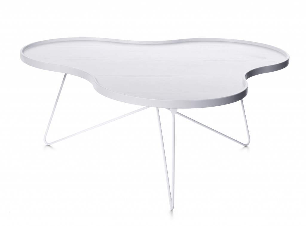 Swedese table d appoint flower mono flodeau - Petite table appoint ...