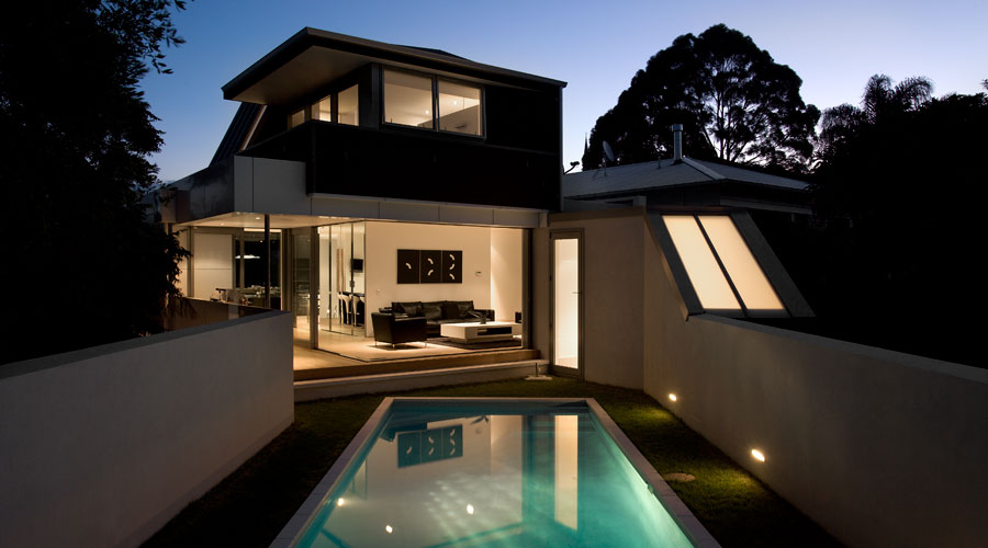 Urban House Design Name