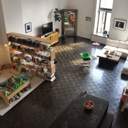 HOME TOUR : Le joli loft de Laura &amp; Leonardo au coeur de Manhattan