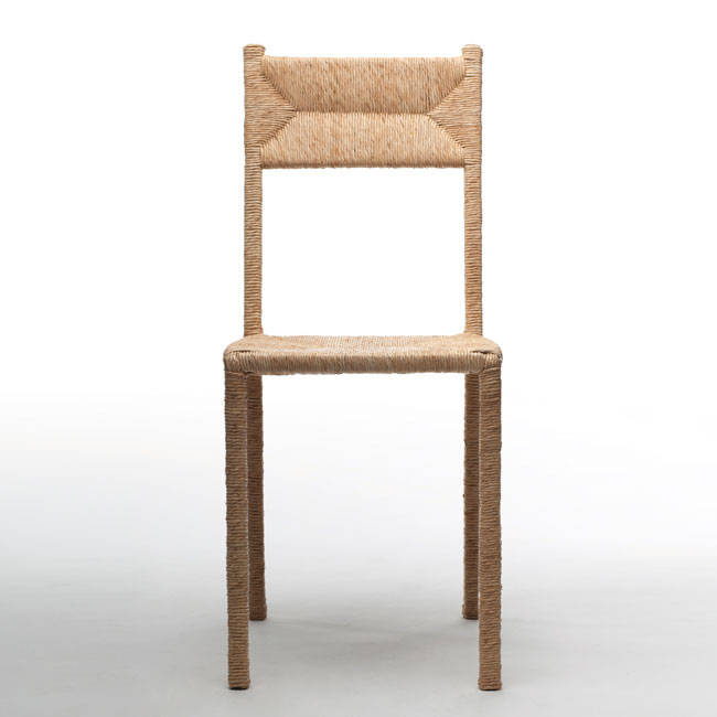 Studio nocc rush chair flodeau for Rempaillage d une chaise