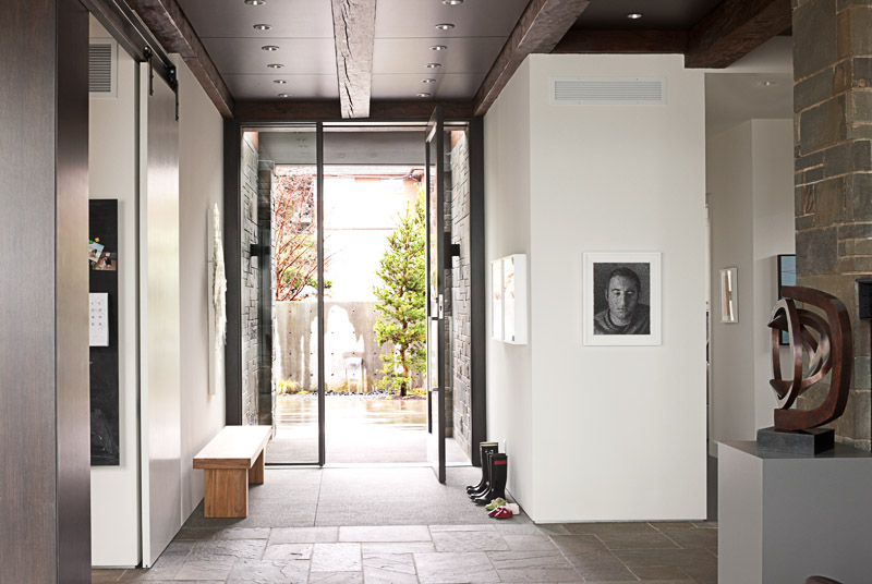 Deforest Architects Art House Flodeau