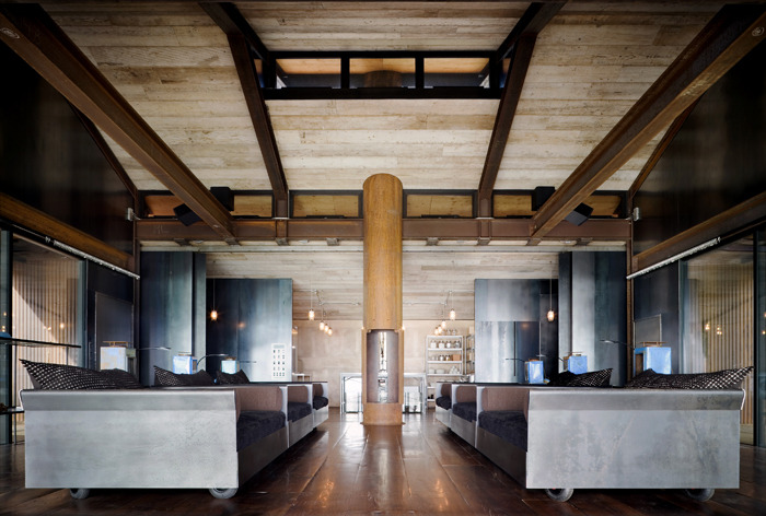 Olson Kundig Architects Shadowboxx Flodeau