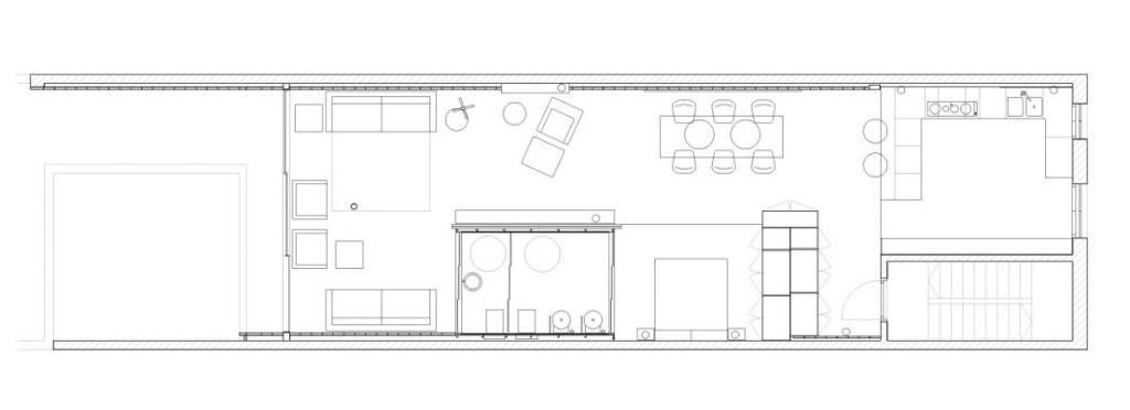 Ylab Arquitectos Loft 224 Poble Nou Flodeau