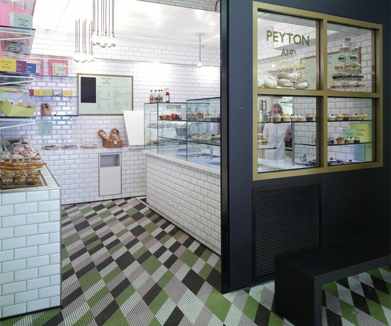 FAT Architecture : la boulangerie Peyton & Byrne – Flodeau