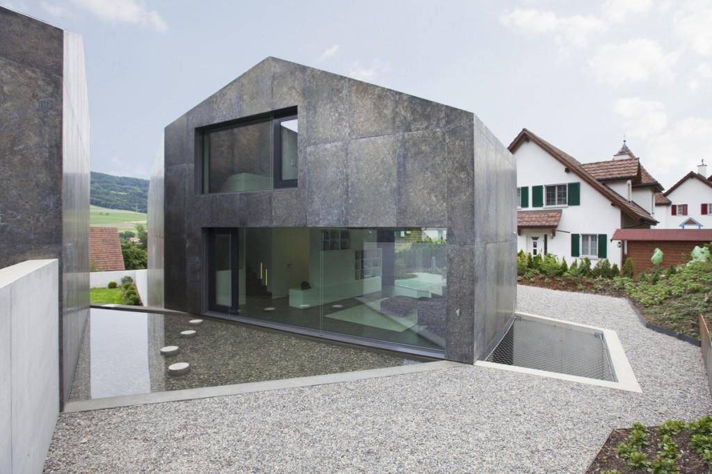 L3p Architekten Maisons Individuelles 224 Wingert Flodeau
