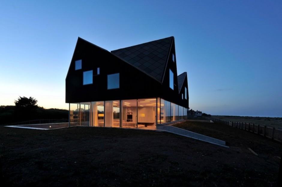 Jarmund Vigsn 230 S Arkitekter Dune House Flodeau