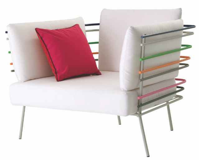 French Designer Cédric Dequidt Presents Ferré, A New Outdoor Furniture  Collection For Roche Bobois, Composed Of A Sofa, An Armchair, A Dining And  A Low ...