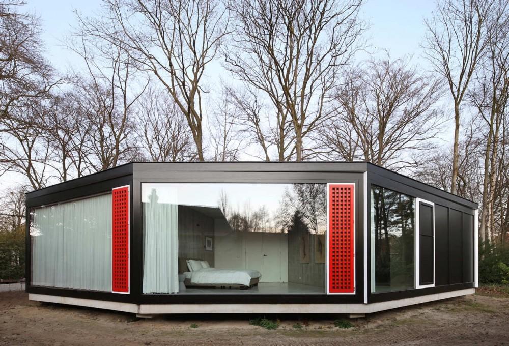 Muebleando otra vez casa hexagonal en arquitectura for Architecture si