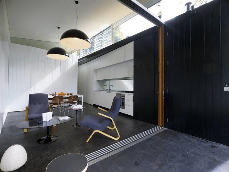 Christopher Polly Architect Haines House Flodeau