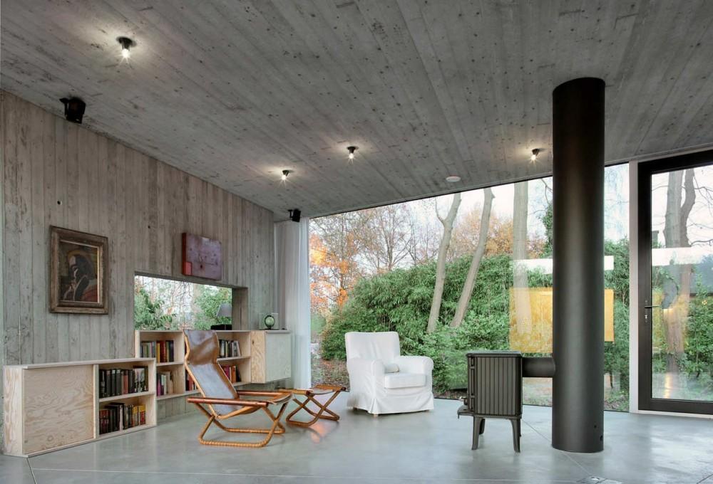 Architecten de vylder vinck taillieu house bm flodeau for Casa home belgique
