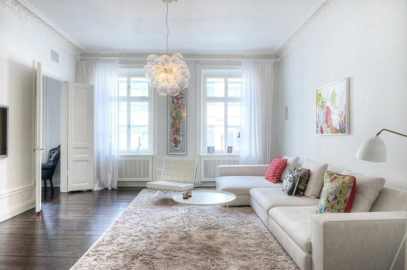 how to find a apartment in stockholm