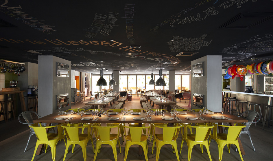 Philippe starck mama shelter in marseille flodeau - Stage cuisine marseille ...