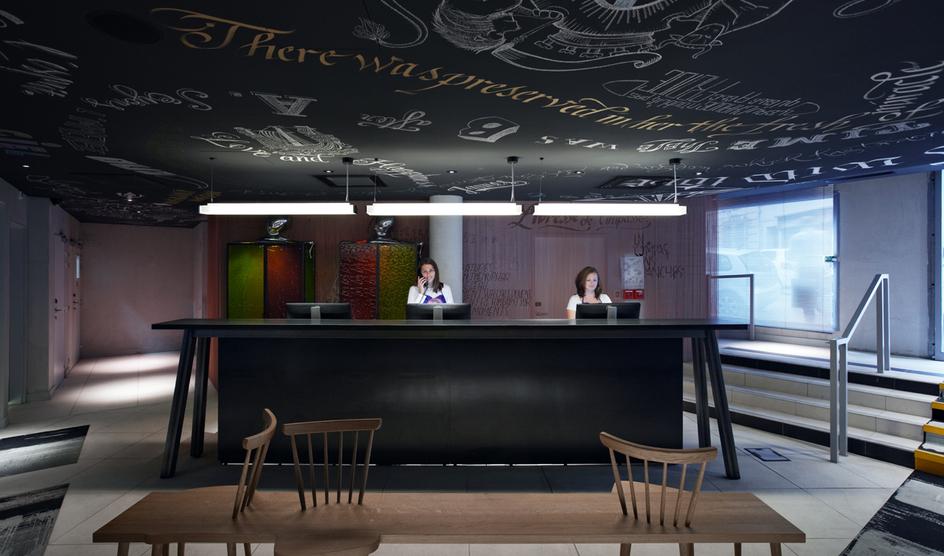 Hotel Philippe Starck Bordeaux