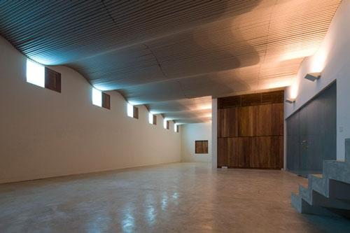 Shigeru Ban Architects Villa Vista Flodeau