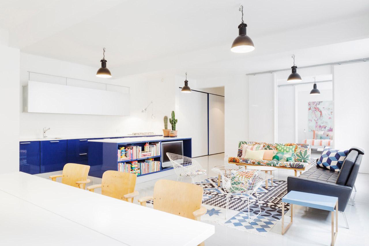 Linda Bergroth : private apartment – Flodeau