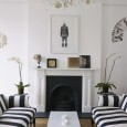 HOME TOUR : Harriet Anstruther&#039;s bright and modern 1840s London town house