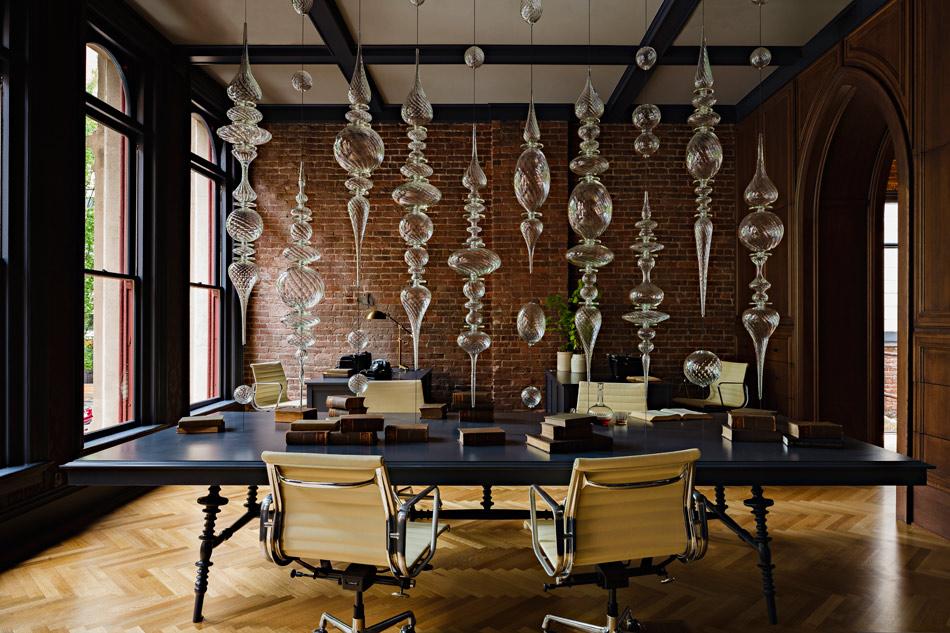 Jessica Helgerson Interior Design : Gothic Office U2013 Flodeau