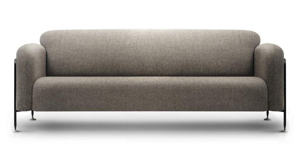 Megasofa  Chris Martin for Massproductions : The Mega Sofa Collection – Flodeau