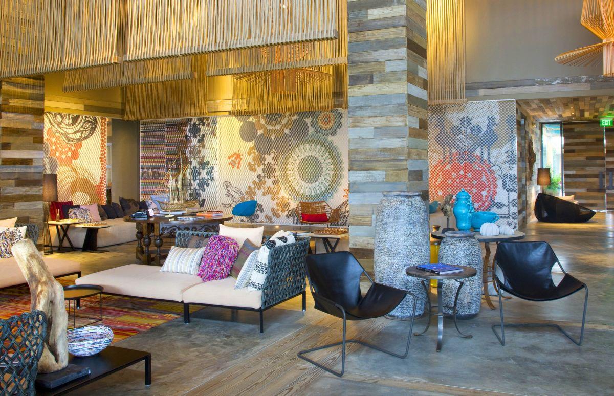 Patricia urquiola w retreat spa vieques island flodeau for Design hotel spa