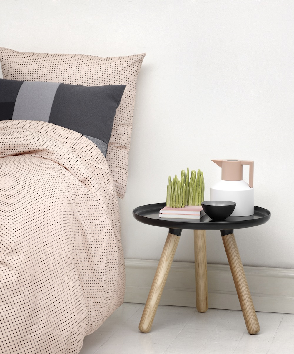 anne lehmann for normann copenhagen plus and cube bed linen flodeau. Black Bedroom Furniture Sets. Home Design Ideas
