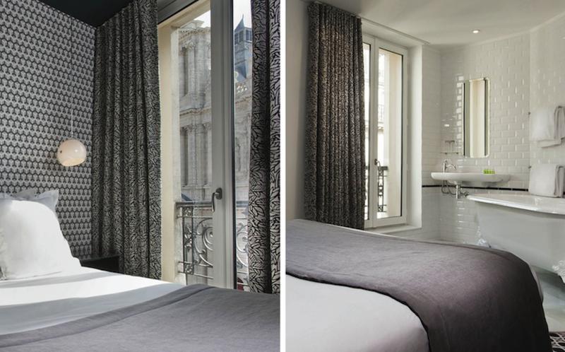 Hotel Emile Parijs : Hôtel emile : a boutique hotel in the heart of paris u2013 flodeau