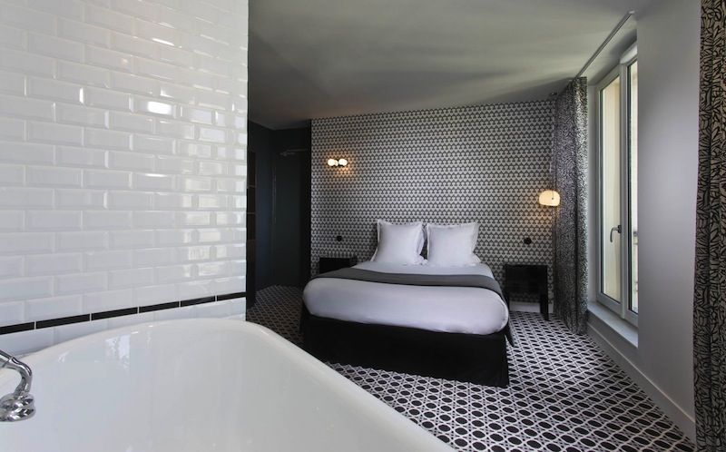 H tel emile a boutique hotel in the heart of paris flodeau for Boutique hotel paris 16