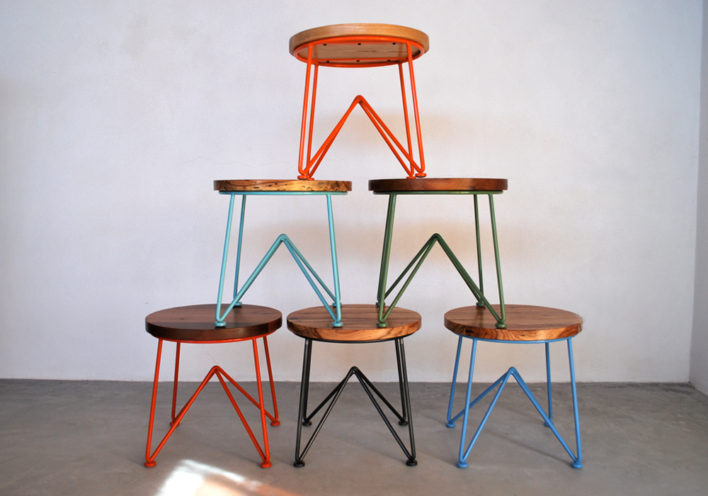 Jamey Garza Modernist Furniture Out Of The Wild West