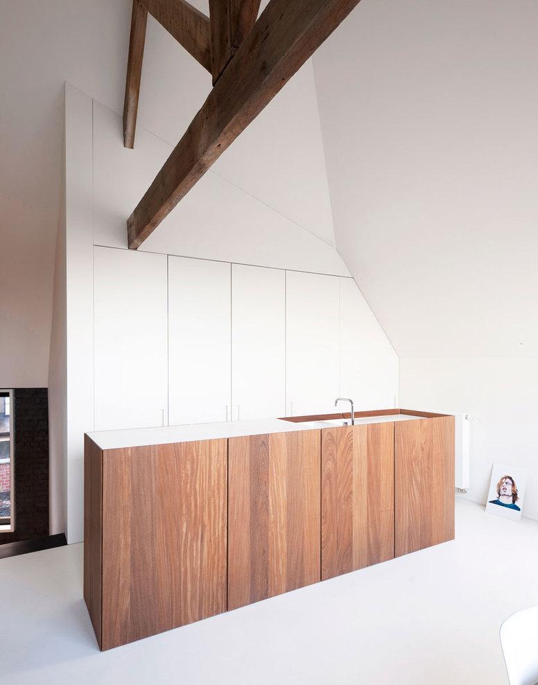 Quick dose of inspiration 37 kitchen kitchen kitchen for Design appartement gent