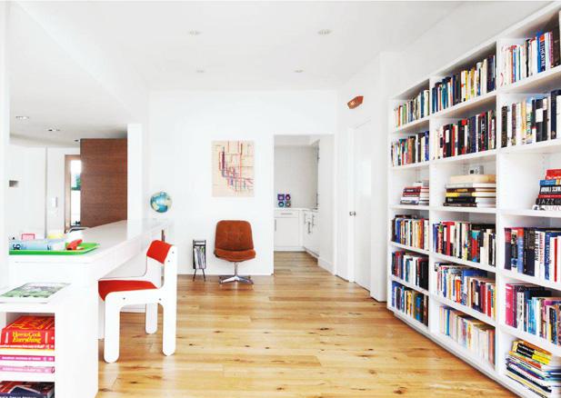 Mike Jacobs Architecture Los Feliz House Flodeau