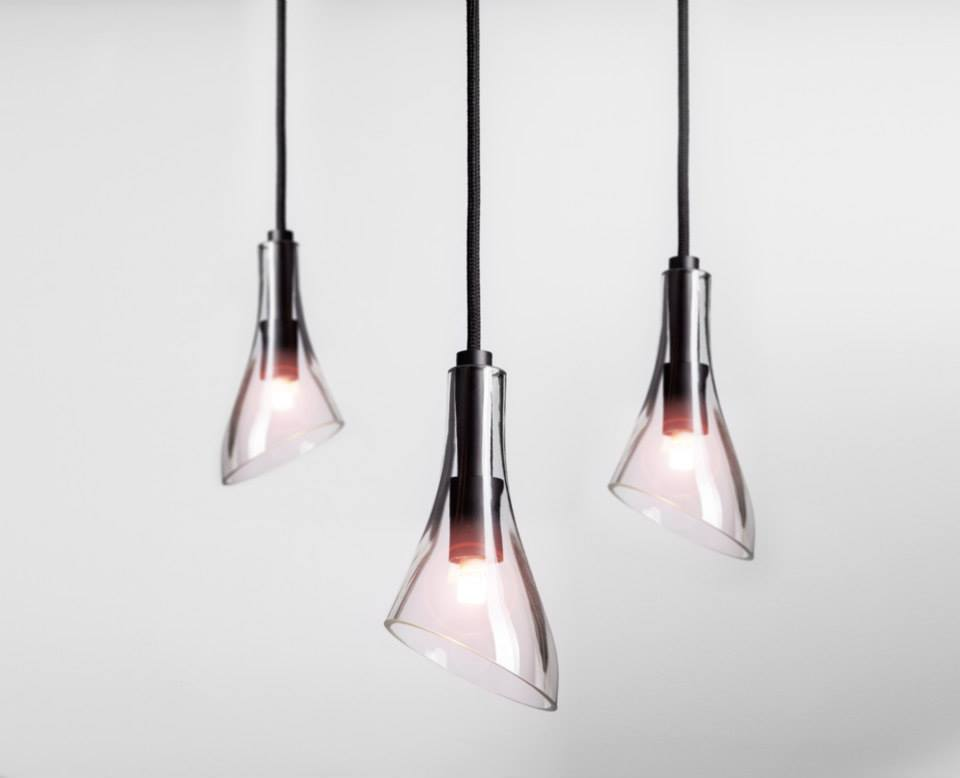Burgundi pendant lamp by WesternTrash