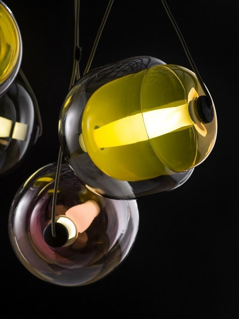 Capsula Pendant Light by Lucie Koldova for Brokis - featured on flodeau.com - 05