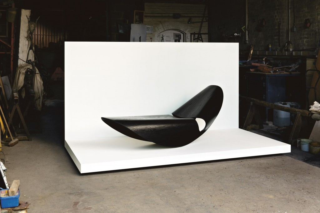 Cowrie Rocker by MADE IN RATIO.