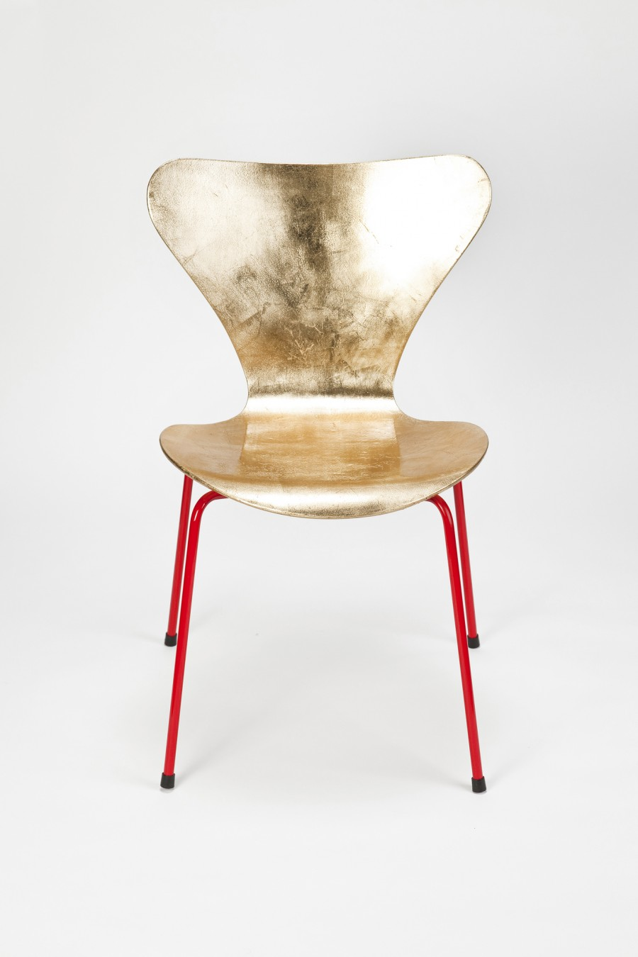 Eames and Jacobsen Go Goldy Gold by Reha Okay - on flodeau.com 013
