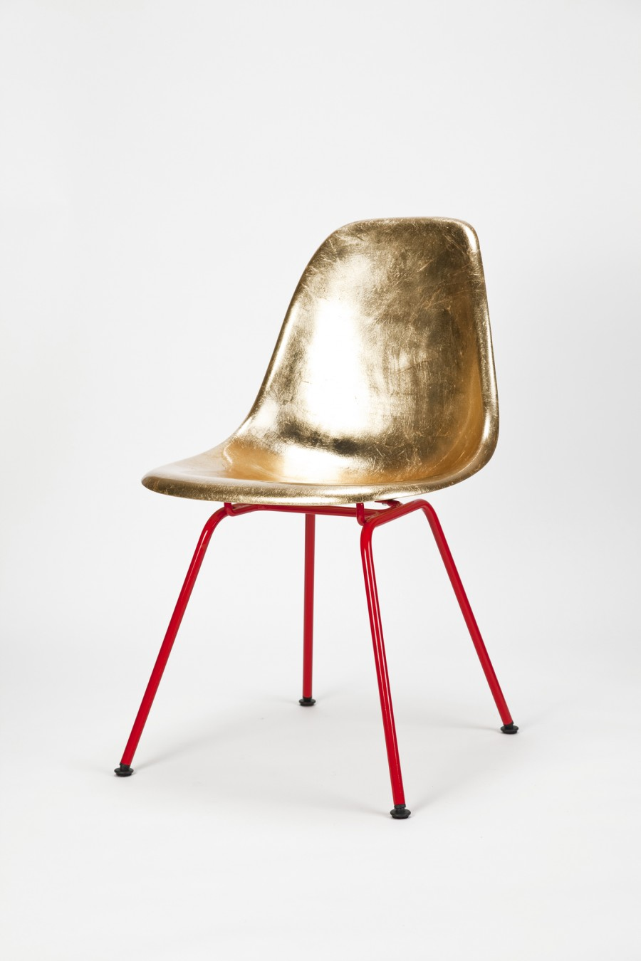 Eames and Jacobsen Go Goldy Gold by Reha Okay - on flodeau.com 03