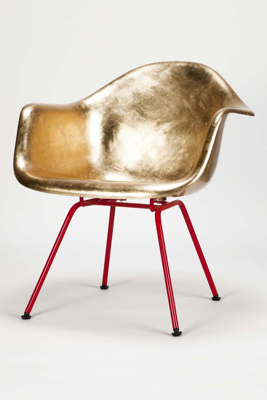 Eames and Jacobsen Go Goldy Gold by Reha Okay - on flodeau.com 04