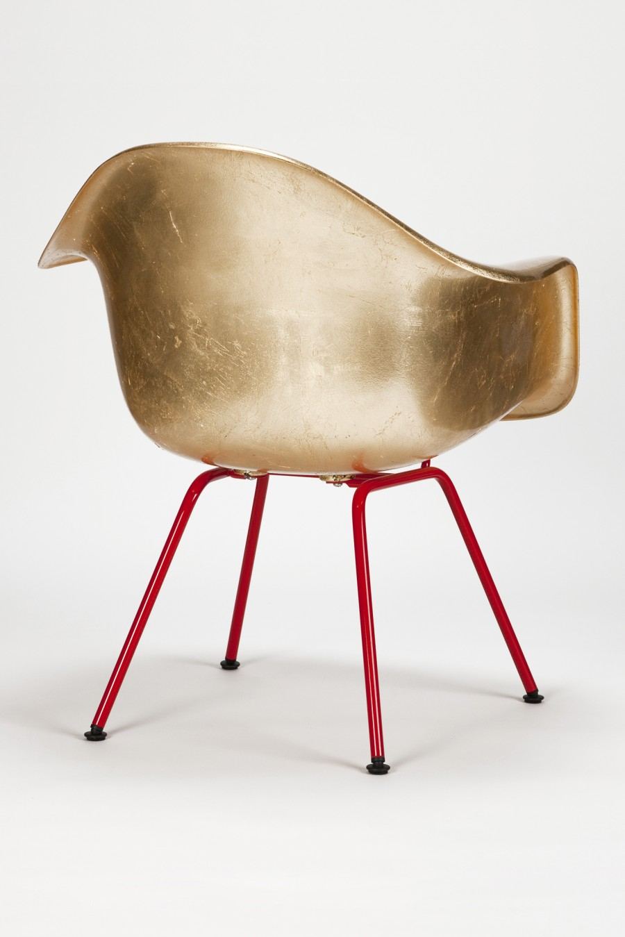 Eames and Jacobsen Go Goldy Gold by Reha Okay - on flodeau.com 06