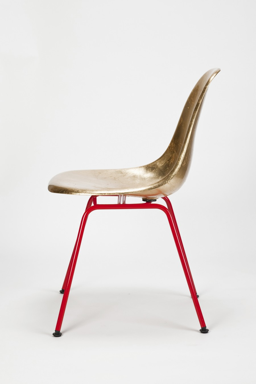 Eames and Jacobsen Go Goldy Gold by Reha Okay - on flodeau.com 08