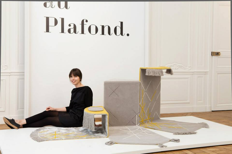 From the Floor Up Rug Collection by Fabrica + Tai Ping Carpets - Featured on flodeau.com - 05