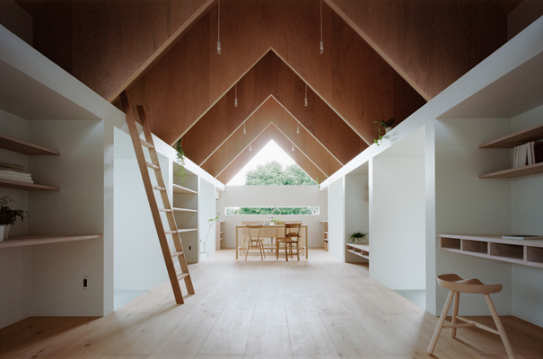 Koya No Sumika by mA-style architects - featured on flodeau.com 04