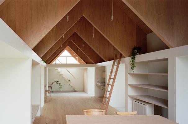 Koya No Sumika by mA-style architects - featured on flodeau.com 06