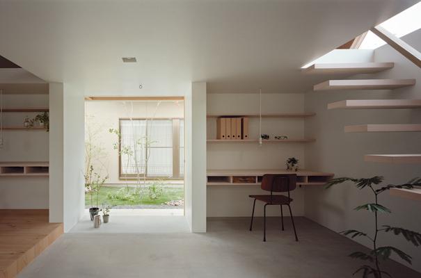Koya No Sumika by mA-style architects - featured on flodeau.com 07