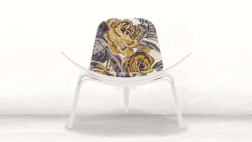 Maharam Shell Chair Project