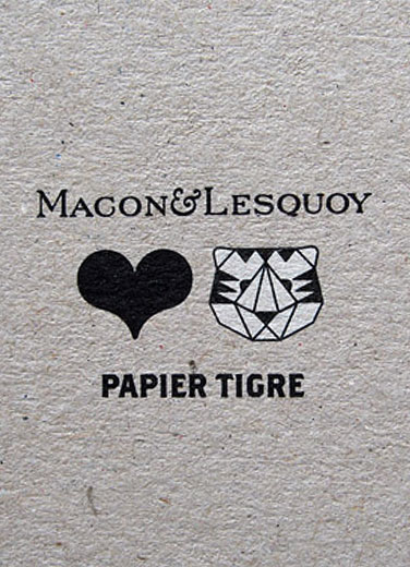 Papier Tigre - featured on flodeau.com - 027