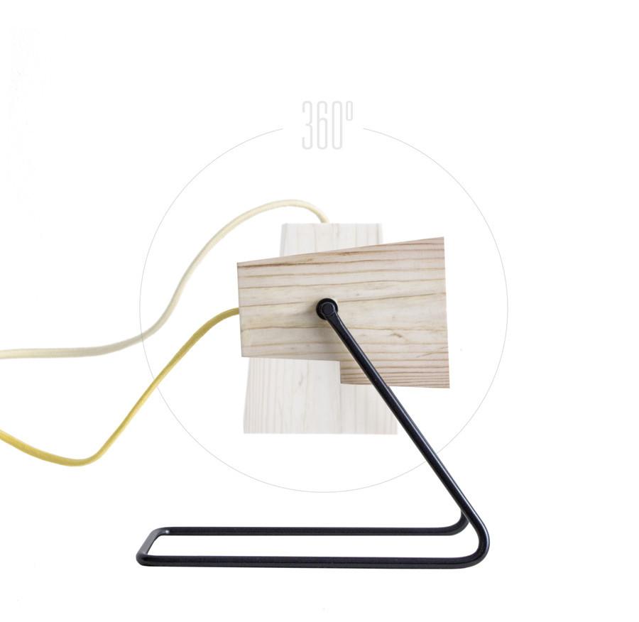360° Lamp by Bongo Design - on flodeau.com 04