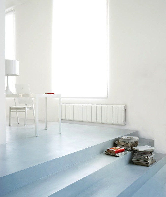 Agora radiator by Nicola De Ponti for TUBES - featured on flodeau.com 07