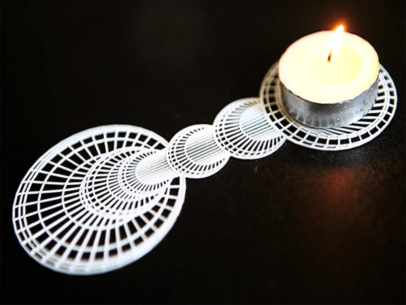 FLODEAU.COM - Flatlight Candle Holder by Studio Cheha - 06