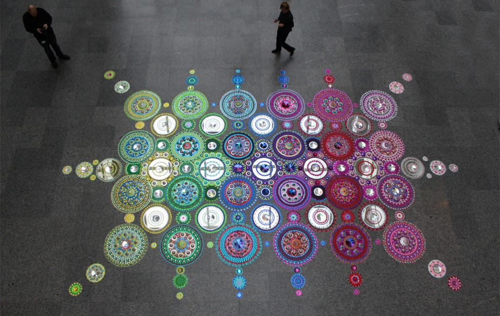 Installation by Susan Drummen