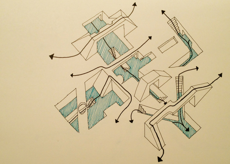 Pointless Diagrams by Minnesota architect Josh Lewandowski