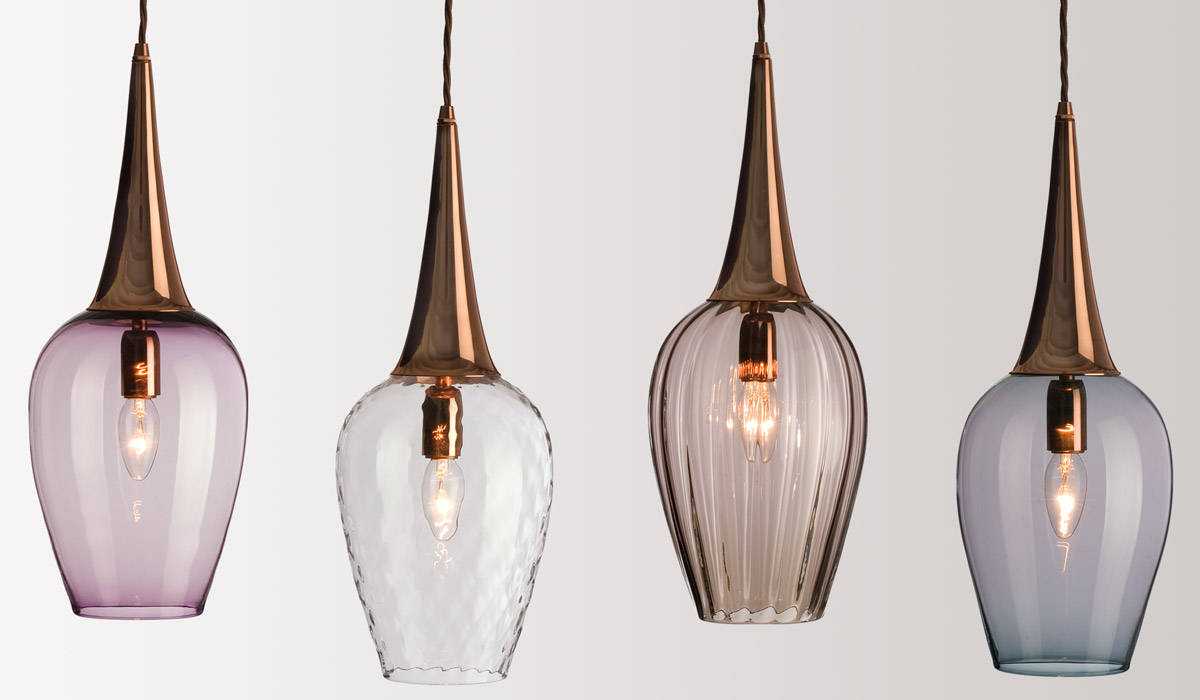 FLODEAU.COM - Handblown Glass Lighting by Rothschild Bickers 08